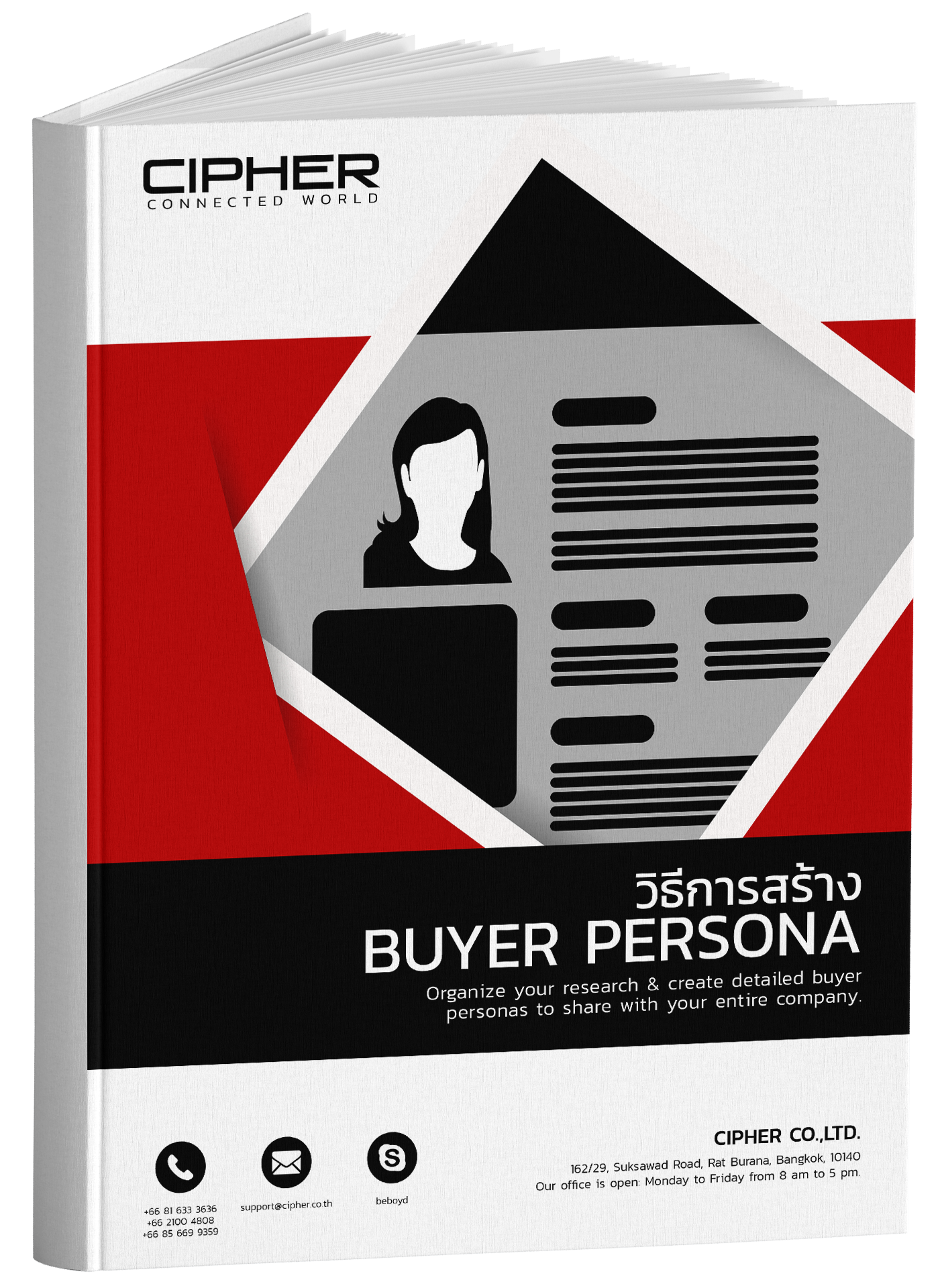 how-to-create-buyer-persona-book